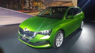 Download Skoda Scala Hatchback Unveiled: Walkaround | ZigWheels Video