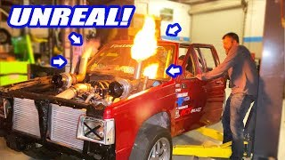 Download The Twin Turbo AWD S10's Latest Mods Are INSANE! This Might Be Too Much! Video