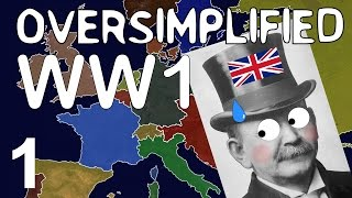 Download WW1 - Oversimplified (Part 1) Video