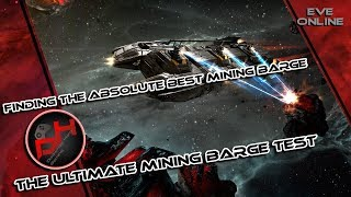 Download Mining Barge Maximum Mining Comparison   EVE Online Video