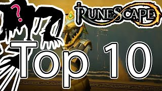 Download TOP 10 PLAYER OWNED SLAYER DUNGEON CREATURES Video