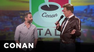 Download Q&A: How Jordan & Conan Discovered Their Unique Chemistry Video