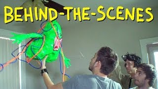 Download Ghostbusters Trap Slimer - Homemade (Behind The Scenes) Video