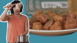 Download Cooking From the Apicius - THE OLDEST COOKBOOK in the West - Deep-fried Honey Fritters Video