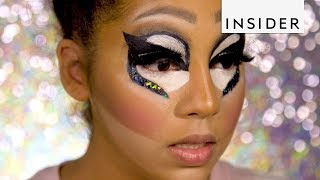 Download We Tried Following A Drag Makeup Tutorial Video