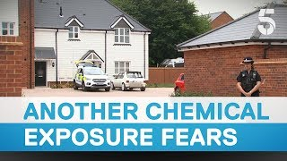 Download Amesbury pair hospitalised in suspected poisoning - 5 News Video