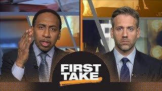 Download Stephen A. Smith sad over Carmelo Anthony: I cannot believe what I am seeing | First Take | ESPN Video