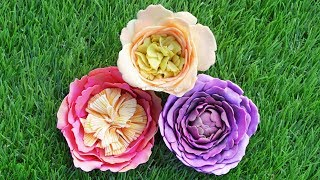 Download 3 Fast & Stunning Sugar Peonies - how to use the ″Easiest Peony Cutter Ever″ Video