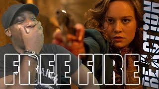 Download Free Fire Official Red Band Trailer 1 REACTION! Brie Larson Video