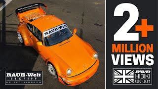 Download RWB United Kingdom #1 ″HIBIKI″ | RAUH Welt Begriff UK | Royal Wide Porsche 964 (Build Documentary) Video