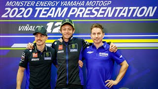 Download Monster Energy Yamaha MotoGP Press Conference Video