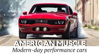 Download 10 New Muscle Cars Better than American Classics (Record Speeds & Price Tags) Video