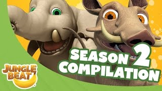 Download Jungle Beat Season Two Compilation [Full Episodes] Video