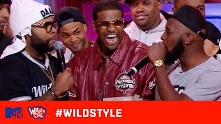 Download Wild 'N Out | A$AP Ferg in a Chico vs. Karlous Old-School Rap Battle | #Wildstyle Video