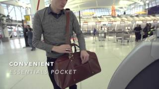 Download The World's First Duffle Suitcase: Premium Bag | 19 Features Video