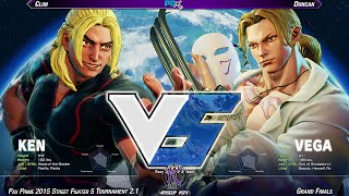 Download #PAX2015 #SFV Tournament 2.1 GF - Clim (KEN) vs Duncan (CLW) Video