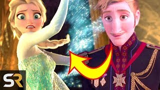 Download Frozen Theory: Where Did Elsa's Powers Come From? Video