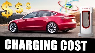 Download How Much Does it Cost to Charge a Model 3? Video