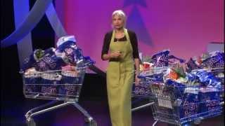 Download Stop wasting food: Selina Juul at TEDxCopenhagen 2012 Video