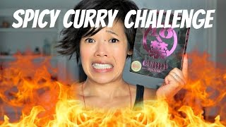 Download Spicy Japanese Curry CHALLENGE ft. TabiEats Video