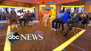 Download 'Uncle Drew' cast takes over 'GMA' Video