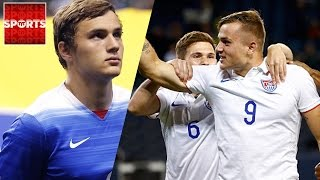 Download Is JORDAN MORRIS The Future Of USA Soccer? Or the Next Freddy Adu? Video
