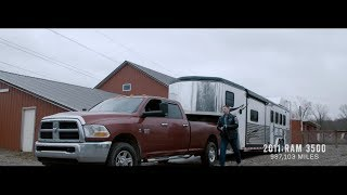 Download Long Live Ram | Owner Story | Jim's Ram 3500 | 987,103 Miles Video