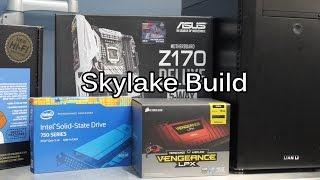 Download Wendell's Skylake PC Build - i7 6700k Video