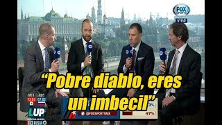 Download Aspe insulta a Andre Marin: ″Pobre diablo, no seas imbecil″ Video