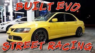 Download BUILT EVO vs BUILT TOYOTA SUPRA, TURBO CAMARO, GT500, WHIPPLE TERMINATOR & HELLCAT STREET RACING!! Video