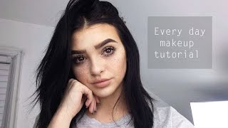 Download Everyday makeup tutorial! | updated 2016 Video