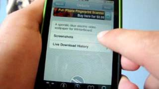 Download How to get my Moving Wallpaper on iPod Touch & iPhone - NO vWallpaper Video