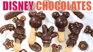 Download DIY CANDY! Disney Chocolate Kit [Popin' Cookin'] Video