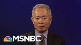 Download George Takei On Proposed Muslim Registry | The Last Word | MSNBC Video