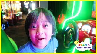 Download RYAN BEATS DADDY at Games from Dave and Busters!!! Video
