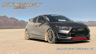 Download Veloster N Ripping Up The Nevada Desert.. Video