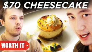 Download $4 Cheesecake Vs. $70 Cheesecake Video