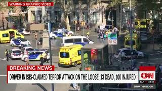 Download ISIS claims Barcelona terror attack as investigator search for answers Video