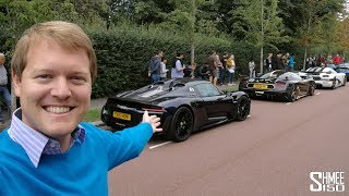 Download It's a Koenigsegg Kind of Day in London Video