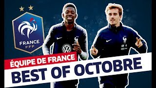 Download Le Best Of d'octobre 2018, Équipe de France I FFF 2018 Video