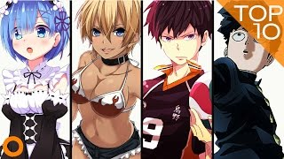 Download Top 10 Anime 2016 (Ergebnis Community Voting) - JARTS #14 Video