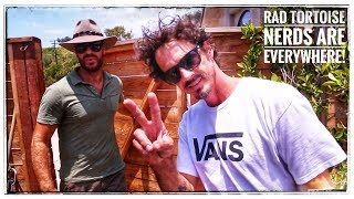 Download Bucky Lasek's MASSIVE Tortoise Pen Video