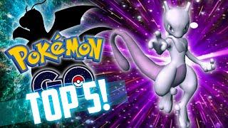 Download TOP 5 Strongest Pokemon in Pokemon Go! Video