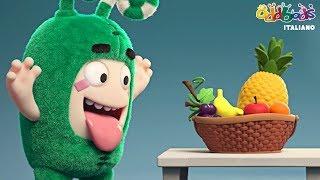 Download Oddbods | L'attrazione del Cibo | Cartoni Animati Divertenti per Bambini Video