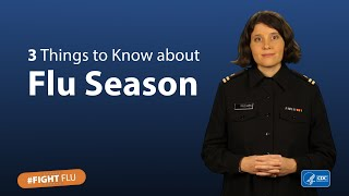 Download 3 things to know about flu season Video