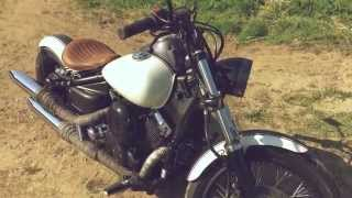 Download My Custom Yamaha V Star (XVS 650) Bobber Video