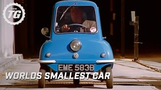 Download The Smallest Car in the World at the BBC - Top Gear - BBC Video