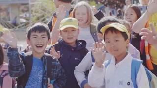 Download Walk n' Roll: Inspiring active transportation to school Video