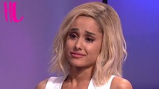 Download Ariana Grande AMAZING Jennifer Lawrence Impression Saturday Night Live Video