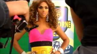 Download Behind the Scenes with Shangela (D.J. Pierce) - Filming NBC's Community (S3 Eps. 6) - Day 1 of 3 Video